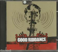 GOOD RIDDANCE - Cover ups - CD 2003 NEW NOT SEALED