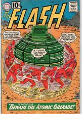 The Flash #122 DC Comics 1961 1st Appearance The Top VG-