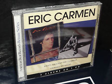 Eric Carmen - Boats Against the Current / Change of Heart (CD) 2 Albums! NEW!
