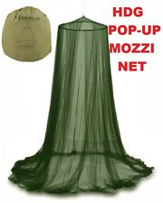 POP-UP MOZZI NET KOMBAT UK TRAVEL HIKE CAMP ARMY MILITARY TENT