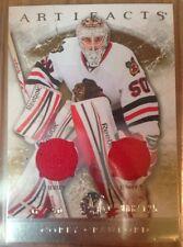 Corey Crawford 2012-13 Artifacts Dual Jersey Chicago Blackhawks /125