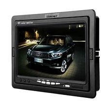 "7"" Auto KFZ TFT Farb Monitor für DVD VCD GPS Rückfahrkamera + Remote Original"