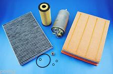 Filtersatz Filter Set Inspektionspaket AUDI A4 8E 1,9 und 2.0 TDI BPW B6 B7