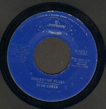"BLUE CHEER ‎– Summertime Blues (US VINYL SINGLE 7"" REISSUE)"