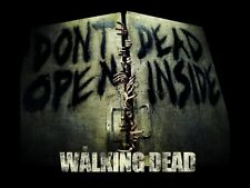 POSTER THE WALKING DEAD SERIE TV ZOMBIE HORROR ANDREW LINCOLN RICK GRIMES #13