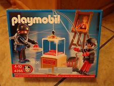 PLAYMOBIL--JEWEL THIEVES PLAYSET (NEW) 4265