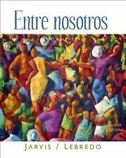 Entre nosotros by Jarvis, Ana; Lebredo, Raquel