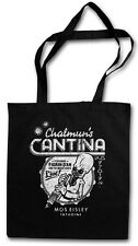 CHALMUN´S CANTINA HIPSTER BAG - Stofftasche Stoffbeutel -  Star Tatooine Wars