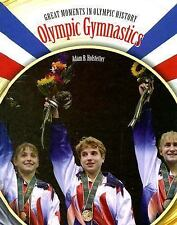 Olympic Gymnastics (Great Moments in Olympic History)-ExLibrary