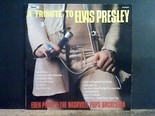 EDEN PERRY  A Tribute To Elvis Presley  LP