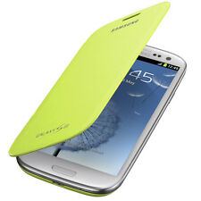 Genuine Samsung FLIP CASE GALAXY S 3 III GT i9300 original smartphone book cover