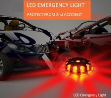 LED Emergency Light Portable Battery Type For Car Prevent 2nd Traffic Accident
