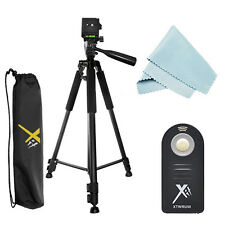 "Xit 60"" Pro Series Tripod + Xit Universal Wireless Remote Control"