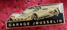 RARE PIN'S PROTO VOITURE PEUGEOT 905 LES 24 HEURES DU MANS 2001 GARAGE JOUSSELIN