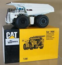 NZG 403 CATERPILLAR CAT 793C WHITE OFF HIGHWAY DUMP MINING TRUCK MIB nc