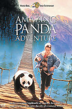 The Amazing Panda Adventure, New DVD, Yeh Hui, He Yu, Cheu Gang, O Mi Jia Can, Y