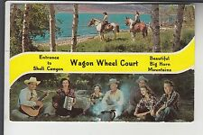 Chrome 2 Views ad for Wagon Wheel Court near Shell Canyon pmkd Casper WY