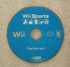 Nintendo Wii Sports Game 2006 Ready to Play Disc Only Free Shipping!