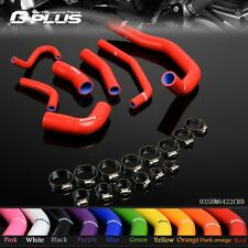 GPLUS Silicone Radiator Coolant Hose Kit  FOR YAMAHA YZF -R1 2002-2003 RED