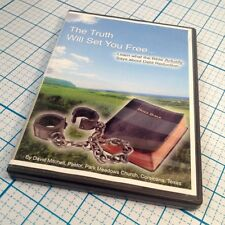 Truth will set you free Bible & Debt Reduction Pastor David Mitchell Audio CD