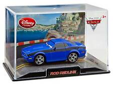 Disney Store Pixar Cars 2 Rod Redline Die Cast Toy Car In Case