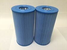 CLOSEOUT 2Pack SPA FILTERS FIT: UNICEL C-5345 FC-2970 PLBS50-M CAL ANTIMICROBIAL