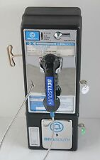 Vintage Western Electric Payphone With Bell South Signs Refurbished for Home Use