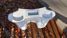 Harley batwing fairing Softail Heritage Fatboy Deluxe fairing 6x9 white gel coat
