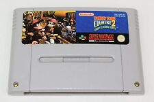 DONKEY KONG COUNTRY 2 DIDDY'S KONG QUEST Super Nintendo Snes PAL Cartridge Only