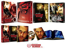 Running Scared (2006) Limited Edition + Photo Book - Paul Walker [Blu-ray] *NEW