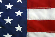 4 X 6 FT  4X6 US AMERICAN USA ALL WEATHER OUTDOOR NYLON QUALITY FLAG FLAGS (NEW)