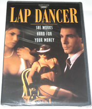 Lap Dancer (DVD, 2002) Erotic Dancing Sexy BRAND NEW FACTORY SEALED!!!