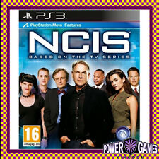 NCIS Based on the TV Series PS3 (Sony PlayStation 3) Brand New FREE REGISTERED