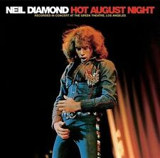 NEIL DIAMOND - Hot August Night (2CD Deluxe Edition 2012 UMG) BRAND NEW & SEALED