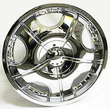 "20"" Limited Chrome Wheels Rims 6x135/139.7 Expedition Navigator F150 Mark LT"