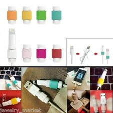 5X Charging Cable Data Line Protective Case Cover For iPhone - Random Color!