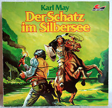"""12"""" Vinyl KARL MAY - Der Schatz im Silbersee"""