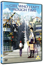 DVD:THE GIRL WHO LEAPT THROUGH TIME - NEW Region 2 UK