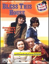 BLESS THIS HOUSE (COMPLETE SERIES 2 PART 2) BRITISH FUNNY COMEDY DVD NEW SEALED
