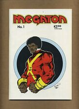 Megaton #1 (Sharp!) 1st app. Megaton; Erik Larsen's 1st pro work; 1983 (c#12079)