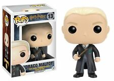 Funko Pop Movies: Harry Potter - Draco Malfoy Vinyl Figure