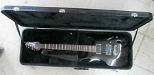 Ibanez Electric Guitar S Series S421 Black with hard black Gator Case.