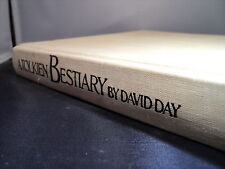 A Tolkien Bestiary - by David Day - 1st edition 1979 - huge hardback book - T6