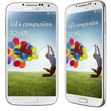 New Samsung Galaxy S4 GT-I9500 16GB White Unlocked International Smartphone 13MP