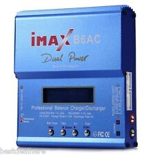 iMAX B6AC LCD Screen Digital RC Lipo NiMh Battery Balance Charger Discharger