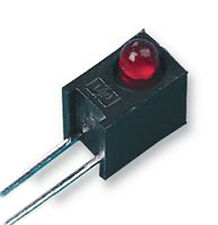 QT HLMP-1700 Right Angle Red LED - 10 Pieces - NOS