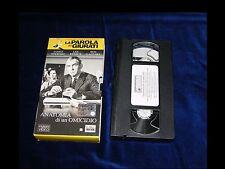 VHS ANATOMIA DI UN OMICIDIO - Collana La Parola ai Giurati Fabbri Video - 2000