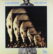 SAM RIVERS The Quest DAVE HOLLAND BARRY ALTSCHUL Pausa Records SEALED VINYL LP