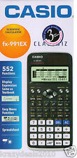 Casio FX-991EX Scientific Calculator FX 991 EX - New + 552 Function - Classwiz