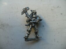 Citadel Warhammer 80s Dungeon Quest Sir Roland Knight Lord of Battle oop